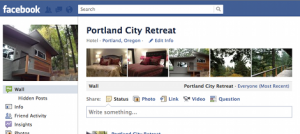 PDX Facebook Feature